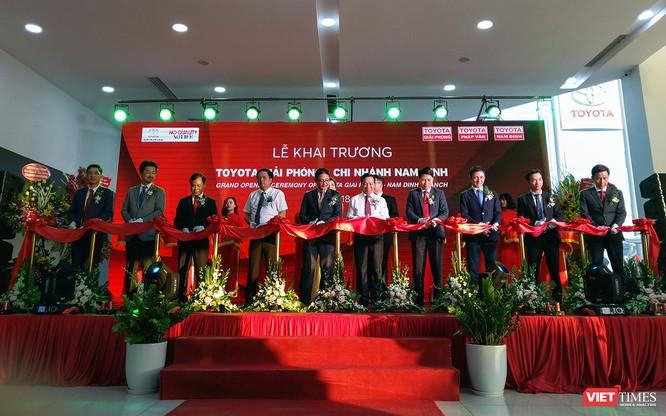 Toyota Việt Nam mở đại lý thứ 52, đặt tại Nam Định ảnh 1