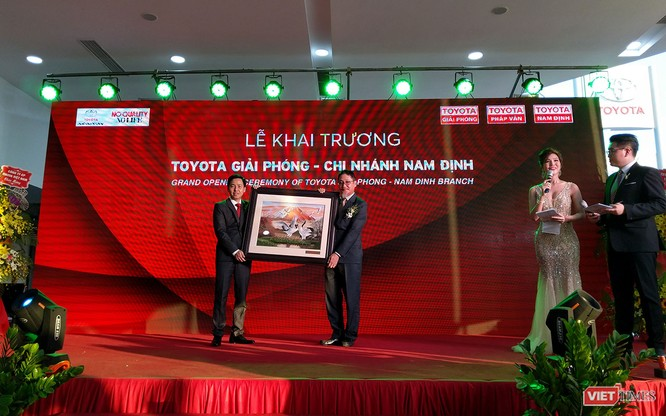 Toyota Việt Nam mở đại lý thứ 52, đặt tại Nam Định ảnh 2