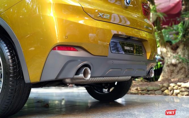Cận cảnh BMW X2 chuẩn bị ra mắt tại thị trường Việt Nam ảnh 9