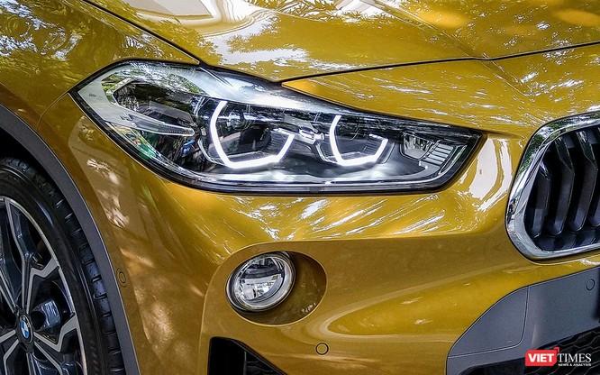 Cận cảnh BMW X2 chuẩn bị ra mắt tại thị trường Việt Nam ảnh 5