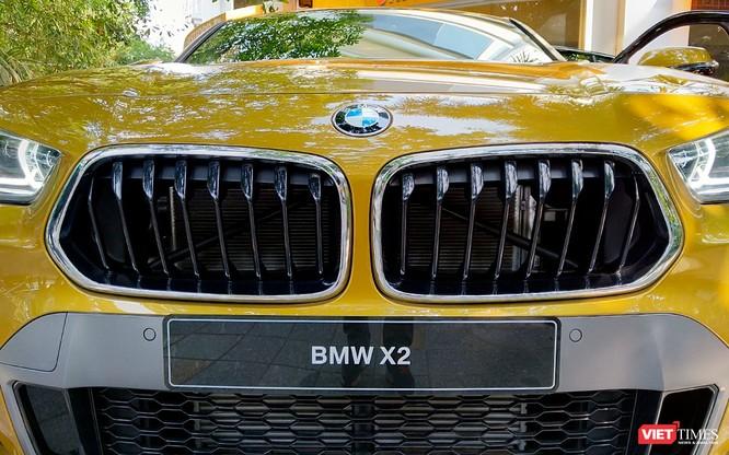 Cận cảnh BMW X2 chuẩn bị ra mắt tại thị trường Việt Nam ảnh 4