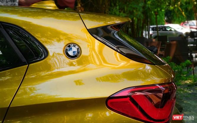 Cận cảnh BMW X2 chuẩn bị ra mắt tại thị trường Việt Nam ảnh 6