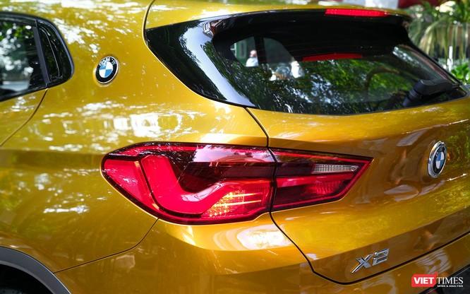 Cận cảnh BMW X2 chuẩn bị ra mắt tại thị trường Việt Nam ảnh 8