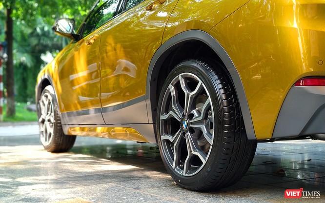 Cận cảnh BMW X2 chuẩn bị ra mắt tại thị trường Việt Nam ảnh 7