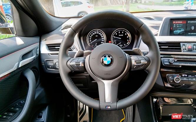 Cận cảnh BMW X2 chuẩn bị ra mắt tại thị trường Việt Nam ảnh 12