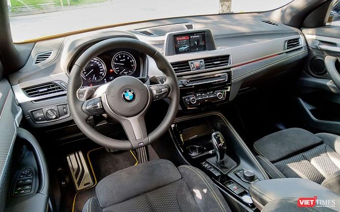 Cận cảnh BMW X2 chuẩn bị ra mắt tại thị trường Việt Nam ảnh 11