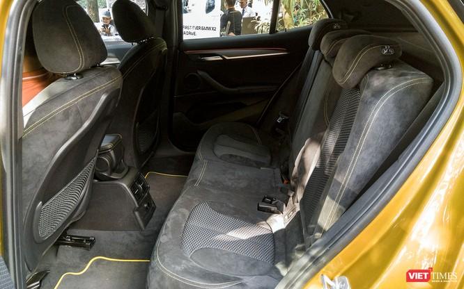 Cận cảnh BMW X2 chuẩn bị ra mắt tại thị trường Việt Nam ảnh 18