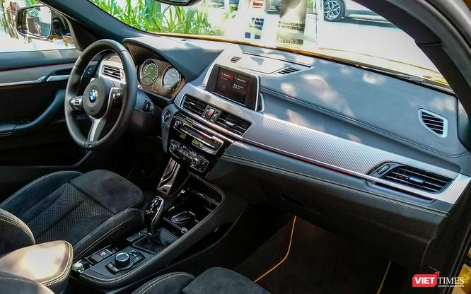 Cận cảnh BMW X2 chuẩn bị ra mắt tại thị trường Việt Nam ảnh 13