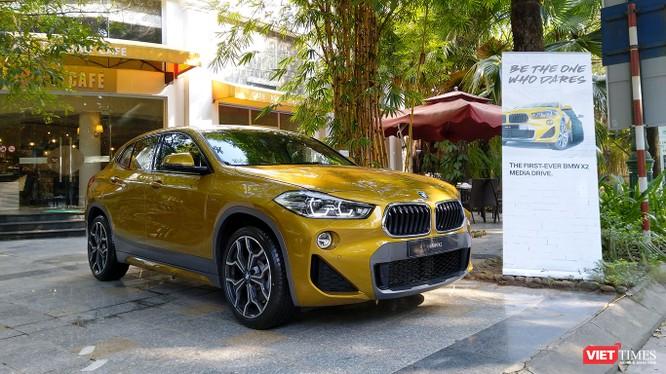 Cận cảnh BMW X2 chuẩn bị ra mắt tại thị trường Việt Nam ảnh 20