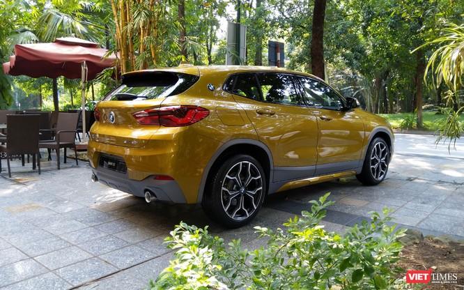 Cận cảnh BMW X2 chuẩn bị ra mắt tại thị trường Việt Nam ảnh 3
