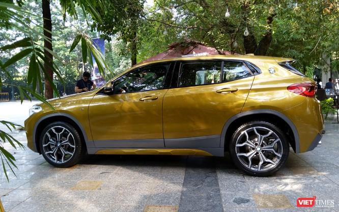 Cận cảnh BMW X2 chuẩn bị ra mắt tại thị trường Việt Nam ảnh 2