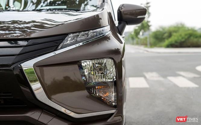 Mitsubishi Xpander 2018 phiên bản số sàn: Giá đã hợp lý, còn gì để chê? ảnh 2
