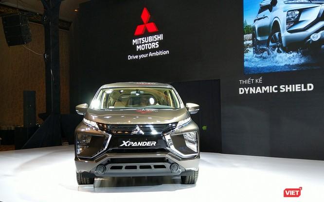 Mitsubishi Xpander 2018 phiên bản số sàn: Giá đã hợp lý, còn gì để chê? ảnh 1