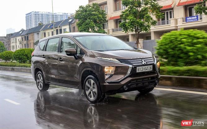Mitsubishi Xpander 2018 phiên bản số sàn: Giá đã hợp lý, còn gì để chê? ảnh 38