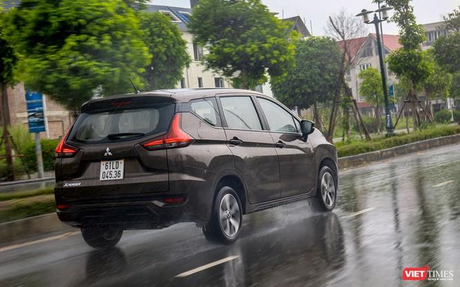 Mitsubishi Xpander 2018 phiên bản số sàn: Giá đã hợp lý, còn gì để chê? ảnh 35