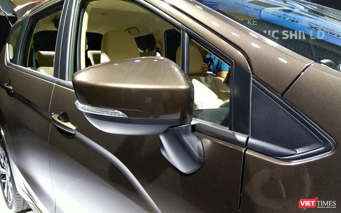 Mitsubishi Xpander 2018 phiên bản số sàn: Giá đã hợp lý, còn gì để chê? ảnh 4