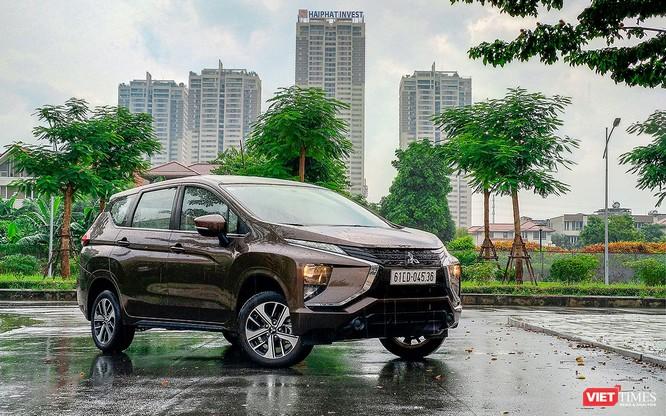 Mitsubishi Xpander 2018 phiên bản số sàn: Giá đã hợp lý, còn gì để chê? ảnh 39