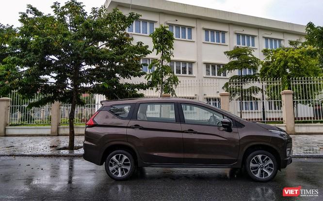 Mitsubishi Xpander 2018 phiên bản số sàn: Giá đã hợp lý, còn gì để chê? ảnh 5