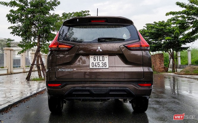 Mitsubishi Xpander 2018 phiên bản số sàn: Giá đã hợp lý, còn gì để chê? ảnh 7
