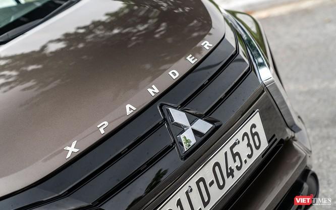 Mitsubishi Xpander 2018 phiên bản số sàn: Giá đã hợp lý, còn gì để chê? ảnh 6