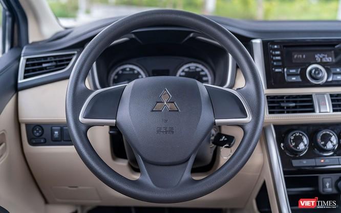 Mitsubishi Xpander 2018 phiên bản số sàn: Giá đã hợp lý, còn gì để chê? ảnh 8