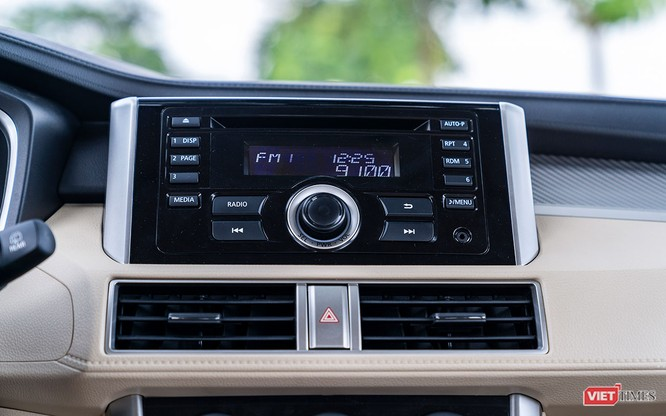 Mitsubishi Xpander 2018 phiên bản số sàn: Giá đã hợp lý, còn gì để chê? ảnh 9
