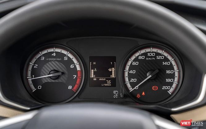 Mitsubishi Xpander 2018 phiên bản số sàn: Giá đã hợp lý, còn gì để chê? ảnh 10