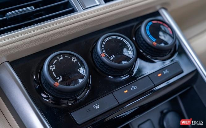 Mitsubishi Xpander 2018 phiên bản số sàn: Giá đã hợp lý, còn gì để chê? ảnh 14