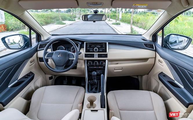 Mitsubishi Xpander 2018 phiên bản số sàn: Giá đã hợp lý, còn gì để chê? ảnh 20