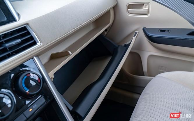 Mitsubishi Xpander 2018 phiên bản số sàn: Giá đã hợp lý, còn gì để chê? ảnh 24
