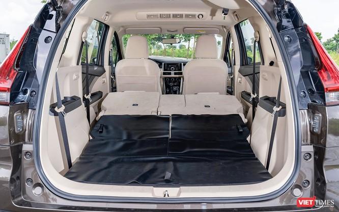Mitsubishi Xpander 2018 phiên bản số sàn: Giá đã hợp lý, còn gì để chê? ảnh 29