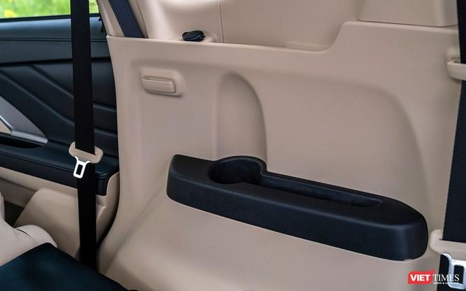 Mitsubishi Xpander 2018 phiên bản số sàn: Giá đã hợp lý, còn gì để chê? ảnh 28