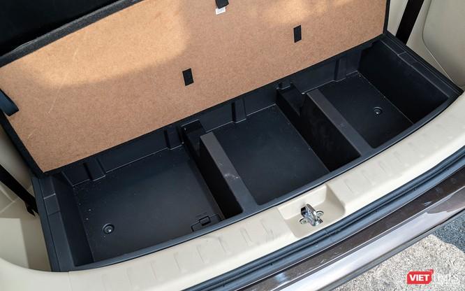 Mitsubishi Xpander 2018 phiên bản số sàn: Giá đã hợp lý, còn gì để chê? ảnh 30