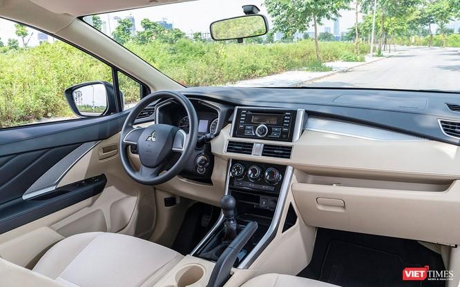Mitsubishi Xpander 2018 phiên bản số sàn: Giá đã hợp lý, còn gì để chê? ảnh 18