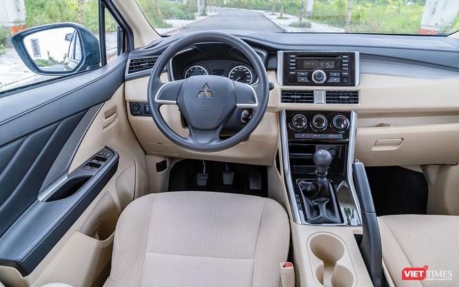 Mitsubishi Xpander 2018 phiên bản số sàn: Giá đã hợp lý, còn gì để chê? ảnh 19