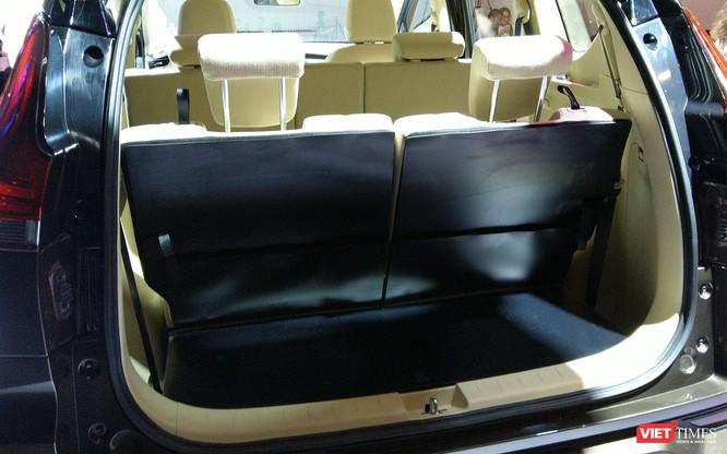Mitsubishi Xpander 2018 phiên bản số sàn: Giá đã hợp lý, còn gì để chê? ảnh 31