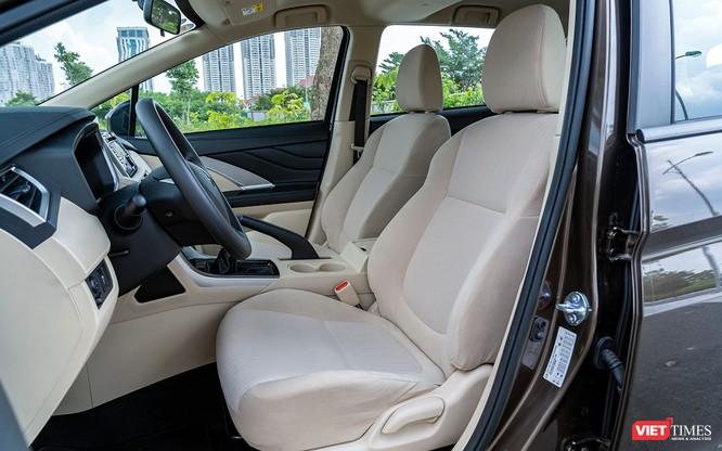 Mitsubishi Xpander 2018 phiên bản số sàn: Giá đã hợp lý, còn gì để chê? ảnh 21