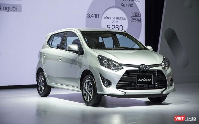 Doanh số tháng 11/2018 của Toyota Việt Nam tăng gần 40% so với cùng kỳ 2017 ảnh 4