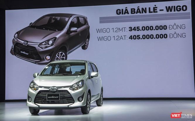 Toyota Wigo lấy gì để cạnh tranh với các ông lớn trong phân khúc xe đô thị cỡ nhỏ ảnh 6