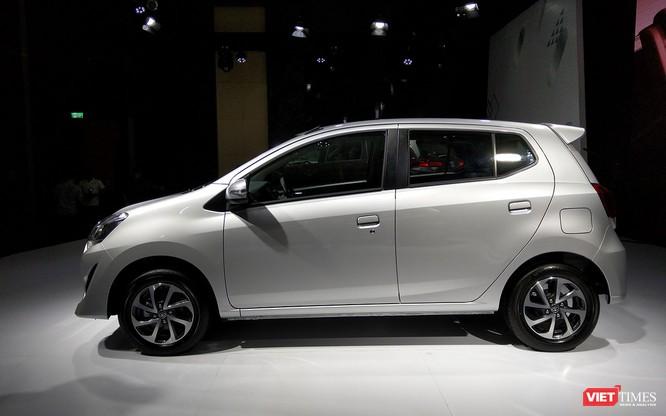 Toyota Wigo lấy gì để cạnh tranh với các ông lớn trong phân khúc xe đô thị cỡ nhỏ ảnh 1