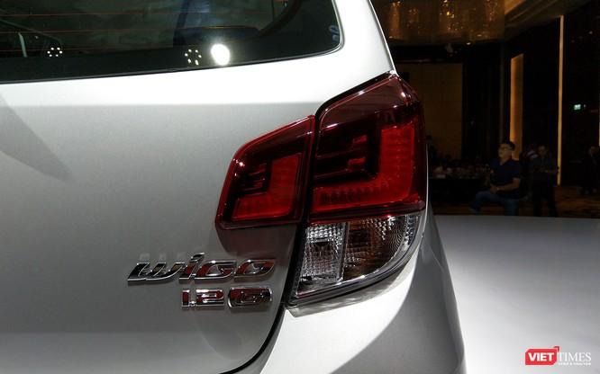 Toyota Wigo lấy gì để cạnh tranh với các ông lớn trong phân khúc xe đô thị cỡ nhỏ ảnh 3