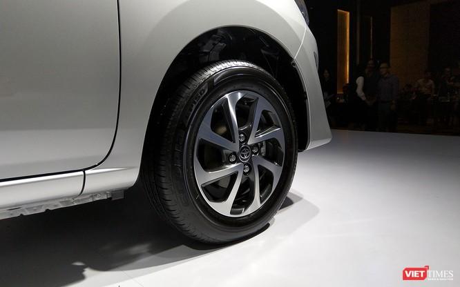Toyota Wigo lấy gì để cạnh tranh với các ông lớn trong phân khúc xe đô thị cỡ nhỏ ảnh 4