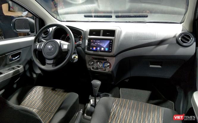 Toyota Wigo lấy gì để cạnh tranh với các ông lớn trong phân khúc xe đô thị cỡ nhỏ ảnh 5