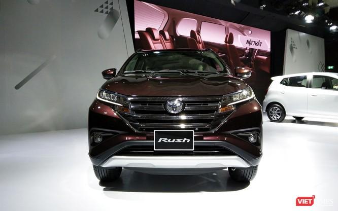 Yết giá 668 triệu đồng, Toyota Rush khiến các đối thủ có lý do để lo lắng ảnh 2