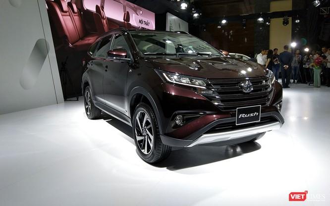 Yết giá 668 triệu đồng, Toyota Rush khiến các đối thủ có lý do để lo lắng ảnh 7