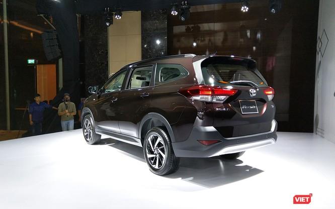Yết giá 668 triệu đồng, Toyota Rush khiến các đối thủ có lý do để lo lắng ảnh 3