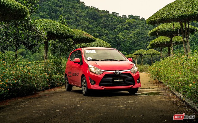 Bị chê xấu, Toyota Wigo vẫn rất đắt hàng, doanh số bán vượt xa đối thủ ảnh 1