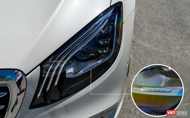 """Không chỉ phục vụ """"ông chủ"""", Mercedes-Benz S-Class 2018 giờ còn làm được nhiều hơn thế ảnh 9"""