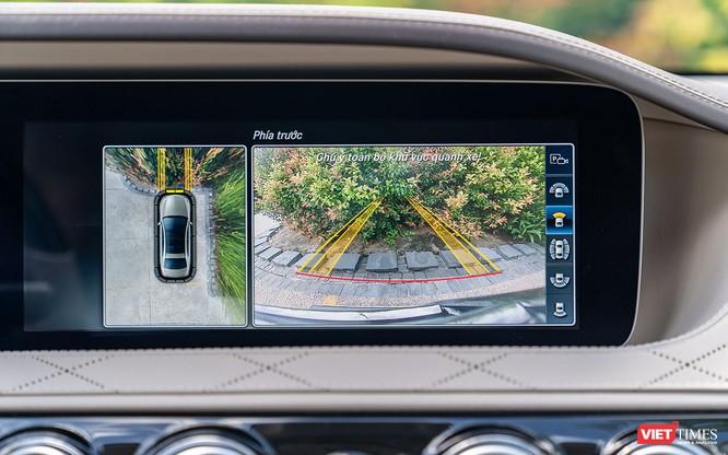 """Không chỉ phục vụ """"ông chủ"""", Mercedes-Benz S-Class 2018 giờ còn làm được nhiều hơn thế ảnh 8"""