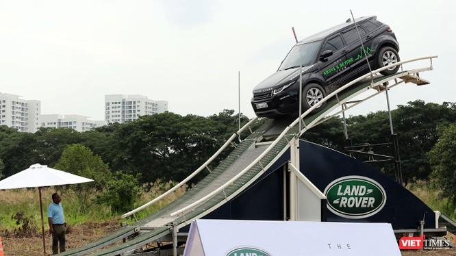 Chương trình trải nghiệm Land Rover tại VMS 2018 có gì hay để lái thử? ảnh 2